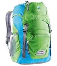 Рюкзак дошкольный Deuter Junior зелено-голубой