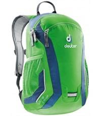 Рюкзак Deuter Ultra Bike зелено-синий