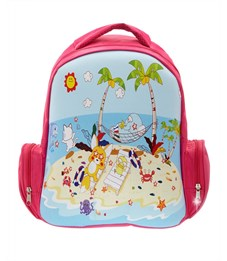 Рюкзак для дошкольника 3D Bags Пляж