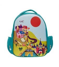 Рюкзак для дошкольника 3D Bags Жираф