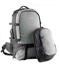Рюкзак туристический Caribee Jet Pack 65 угольно серый