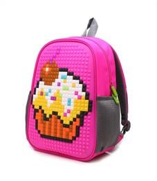 Фото 2. Рюкзак дошкольный 4ALL Case Mini Пирожное розовый