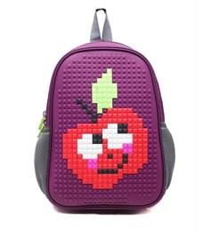 Рюкзак дошкольный 4ALL Case Mini Вишня фиолетовый