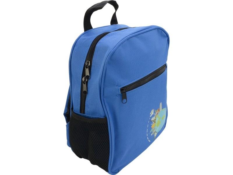 Рюкзак дошкольный Tiger Enterprise Планета голубой