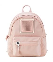 Рюкзак Funny square WY-U18-3 Светло-розовый S