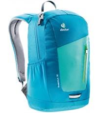 Рюкзак городской Deuter StepOut 12 сине-зеленый