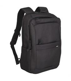 Рюкзак Grizzly, 30*44*18см, 2 отделения, 4 кармана, анатомическая спинка, черный