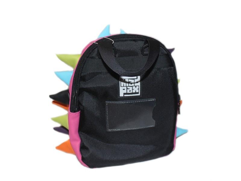 Термо-сумка-рюкзак MadPax Rex Nibbler Streamers розовый мульти 30x23x15см
