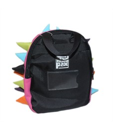 Фото 2. Термо-сумка-рюкзак MadPax Rex Nibbler Streamers розовый мульти 30x23x15см