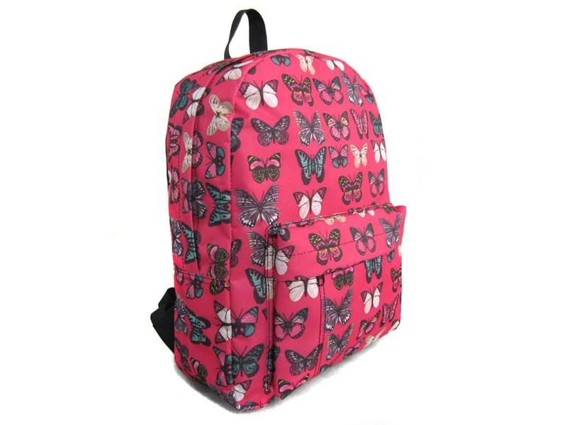 Рюкзак молодежный Creative LLC Махаоны