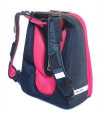 Фото 4. Школьный рюкзак Mike Mar Бантик т.синий-белый горох