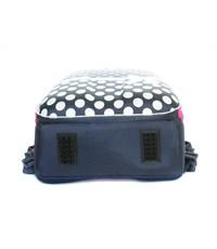 Фото 6. Школьный рюкзак Mike Mar Бантик т.синий-белый горох