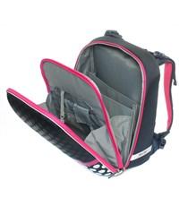 Фото 7. Школьный рюкзак Mike Mar Бантик т.синий-белый горох