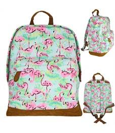 Рюкзак молодежный Action! AB2010/2 Фламинго