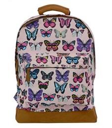 Рюкзак молодежный Action! AB2010 Бабочки розовый