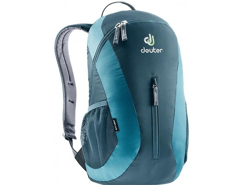 Рюкзак молодежный Deuter City Light сине-голубой