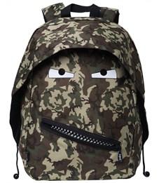 Рюкзак молодежный Zipit Grillz Backpacks хаки камуфляж