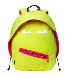 Рюкзак молодежный Zipit Grillz Backpacks лайм