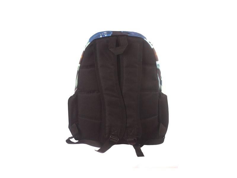 Рюкзак школьный 3D Bags Роджер-Бейсболка с наушниками