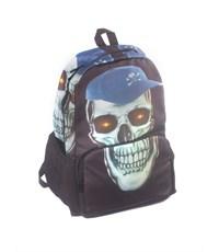 Фото 2. Рюкзак школьный 3D Bags Роджер-Бейсболка с наушниками