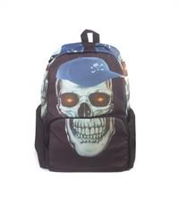 Фото 3. Рюкзак школьный 3D Bags Роджер-Бейсболка с наушниками