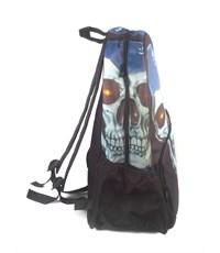 Фото 5. Рюкзак школьный 3D Bags Роджер-Бейсболка с наушниками