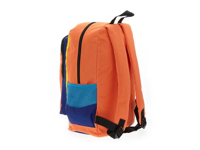 Рюкзак школьный 3D Bags Оранжевое настроение