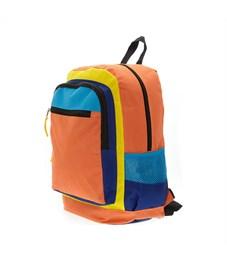 Фото 2. Рюкзак школьный 3D Bags Оранжевое настроение с наушниками