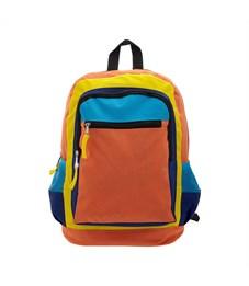 Фото 3. Рюкзак школьный 3D Bags Оранжевое настроение с наушниками