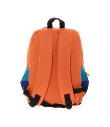 Фото 5. Рюкзак школьный 3D Bags Оранжевое настроение с наушниками