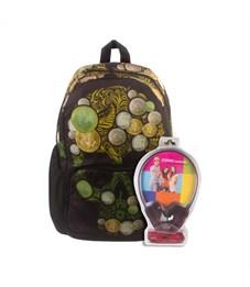 Рюкзак школьный 3D Bags Роджер-Монеты с наушниками