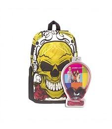 Рюкзак школьный 3D Bags Роджер-Роза с наушниками