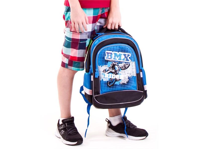 Рюкзак школьный 4ALL SCHOOL BMX-moto