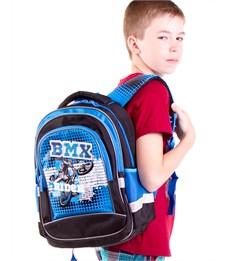 Фото 4. Рюкзак школьный 4ALL SCHOOL BMX-moto