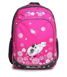 1e6b1b908641 купить. Рюкзак школьный 4ALL SCHOOL Кошка и птичка
