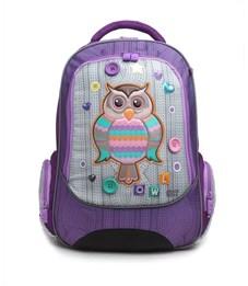 Рюкзак школьный 4ALL School RU18-01 Сова