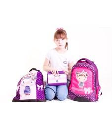 Фото 5. Рюкзак школьный 4ALL School RU18-04 Девочка
