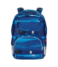 Рюкзак школьный 4YOU Pekka Shades Blue