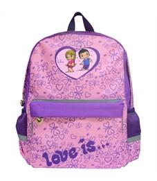 Рюкзак школьный Action! Love is... LI-AB1293/4