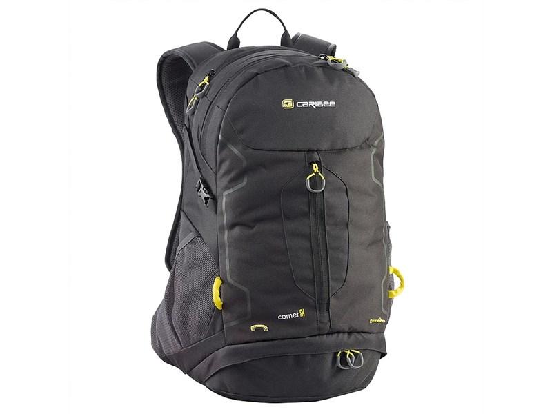 Рюкзак школьный Caribee Comet 32 чёрный
