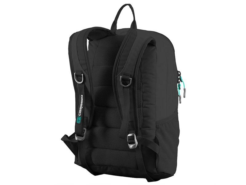 Рюкзак школьный Caribee Hoodwink чёрный