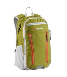 Рюкзак школьный Caribee Hoodwink салатовый/белый снег