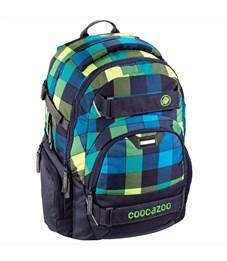Рюкзак школьный Coocazoo CarryLarry2 Lime District