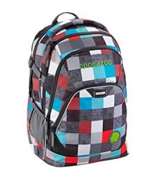 Рюкзак школьный Coocazoo EvverClevver2 Checkmate Blue Red