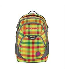 Рюкзак школьный Coocazoo EvverClevver2 Hip To Be Square Green