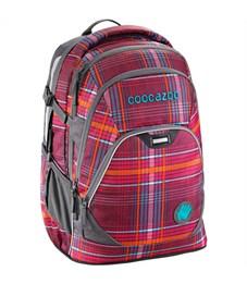 Рюкзак школьный Coocazoo EvverClevver2 Walk The Line Purple