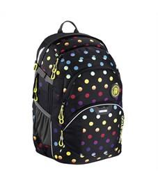Рюкзак школьный Coocazoo JobJobber2 Magic Polka Colorful