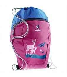 Фото 5. Рюкзак школьный Deuter OneTwo Пурпурный олень с наполнением