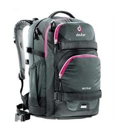 Рюкзак школьный Deuter Strike черный