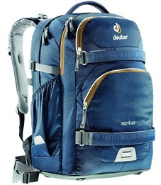 Рюкзак школьный Deuter Strike Темно-синий